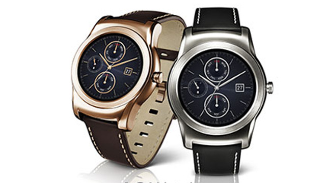 LG Display - LG Watch Urbane with PM-OLED display