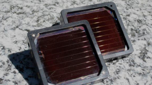 imec - Perovskite photovoltaic module with 8% power conversion efficiency