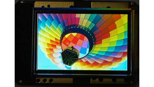 eMagin - Directly patterned 2645ppi full -colour OLED microdisplay