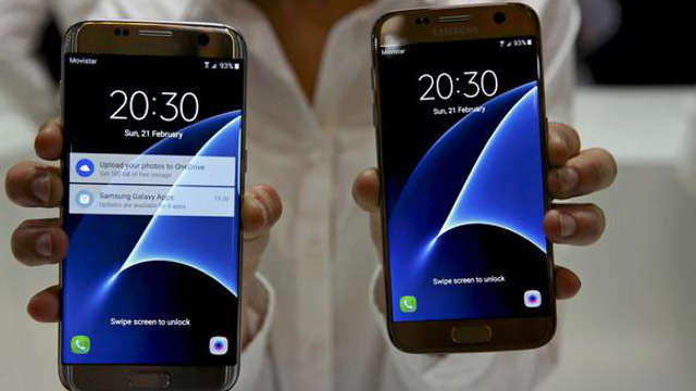 Samsung - Galaxy smartphones with OLED displays