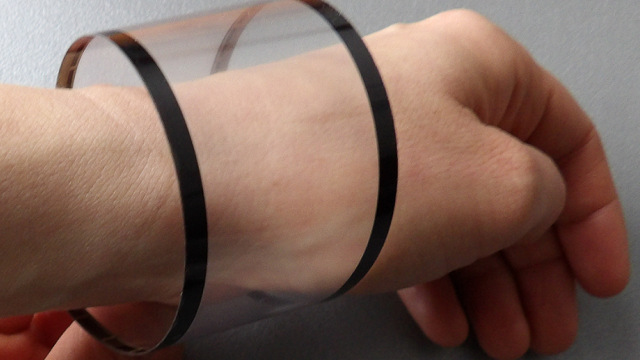 Canatu - Flexible, bendable and 3D formable thin films and touch sensor