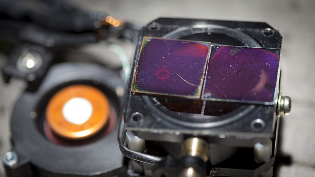 ANU - Transparent perovskite solar cell