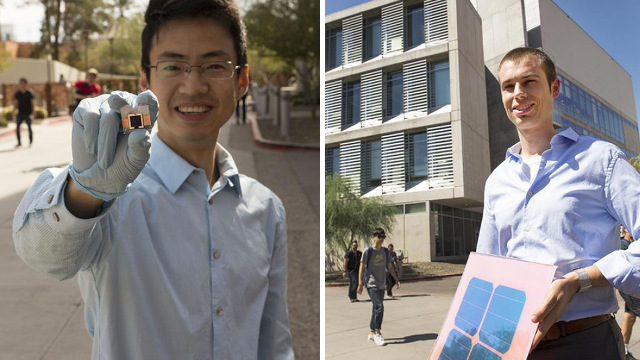 Arizona State University and Stanford University - silicon and perovskite tandem solar-cell