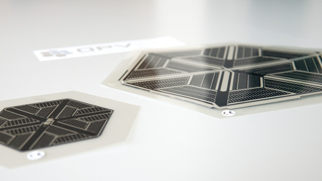 Opvius - Organic solar cells with CE approval