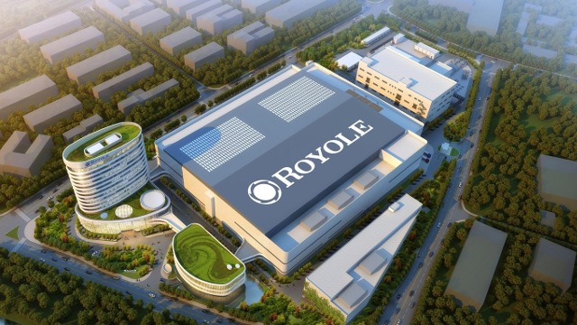Royole Corp - International flexible display campus