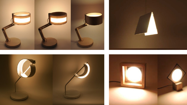 Sumitomo Chemical - OLED lighting fixtures