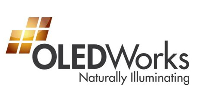 OLEDWorks - Corporate logo